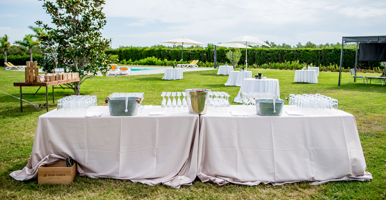 C mo decorar mesas para fiestas - Como decorar una mesa para una fiesta ...