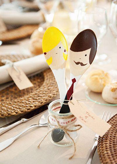 C mo decorar una mesa para una boda for Decoracion para todo