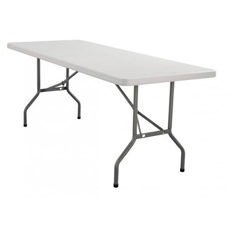 mesa plegable banquete 180