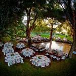 como decorar mesas para bodas