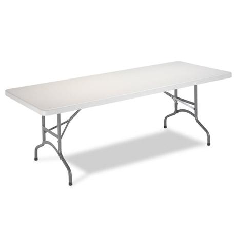 mesa plegable xxl con ancho especial de 90 cm