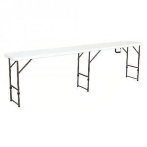 mesa mostrador plegable