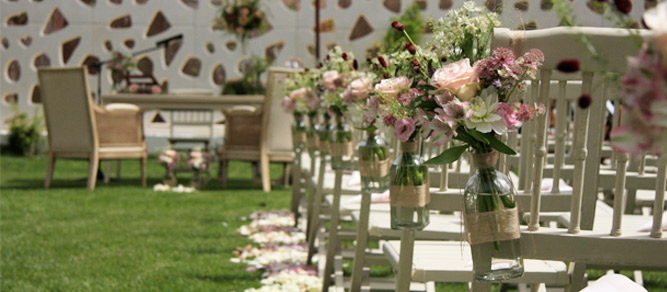 ideas para decorar una boda vintage
