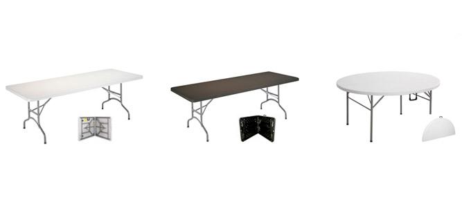mobiliario funcional para ferias